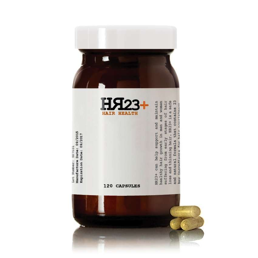 HR23 hair loss supplement