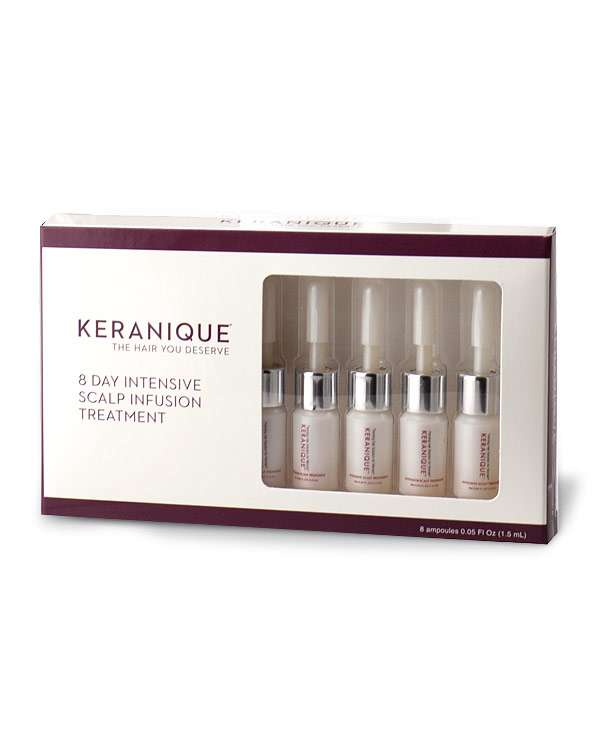 Keranique 8 Day Intensive Scalp Treatment Reviews