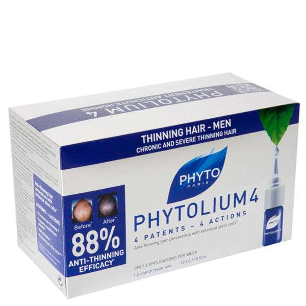 Phytolium 4 hair loss serum