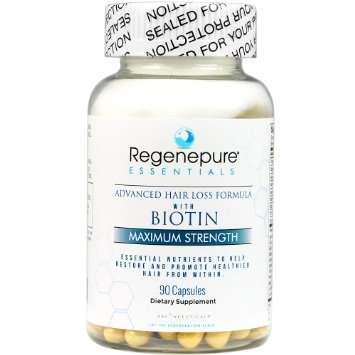 regenepure hair loss supplement