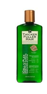 Thicker Fuller Hair Shampoo