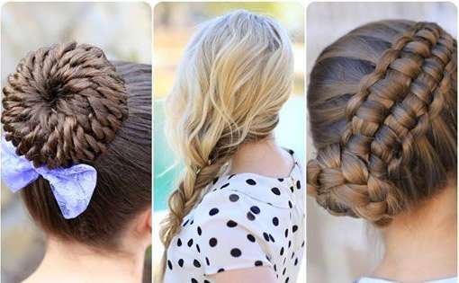 cutegirlhairstyles top youtube hair tutorials