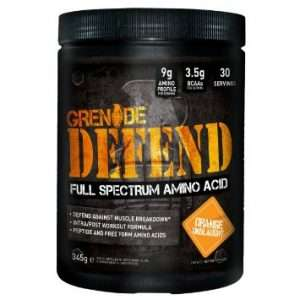Full spectrum BCAA powder