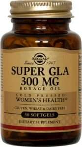 Super GLA for hair loss