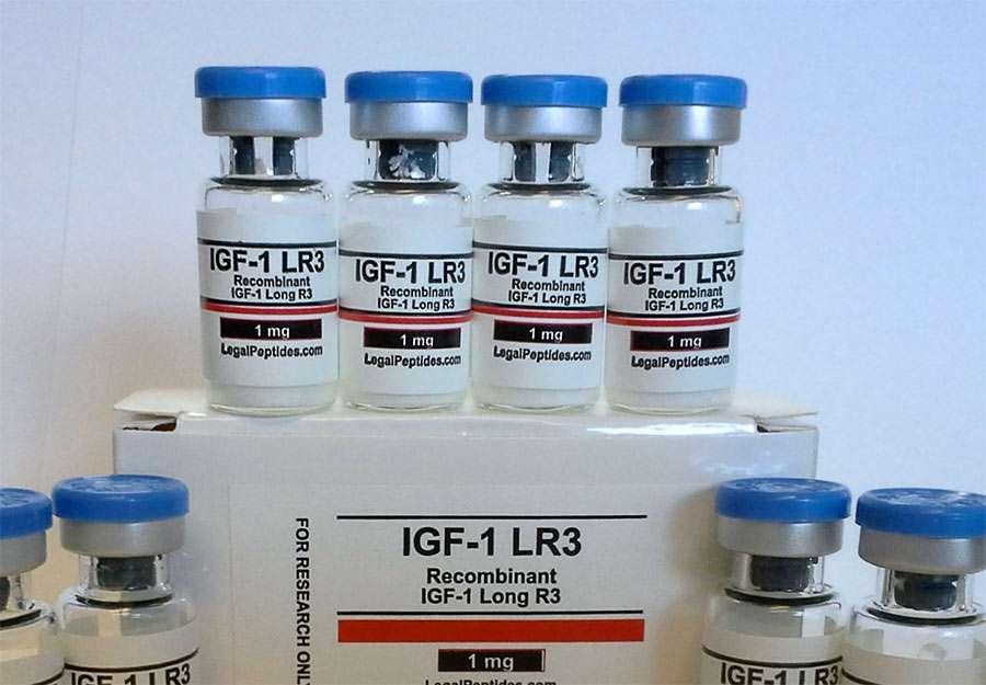 IGF-1 for hair loss