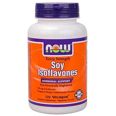 Soy Isoflavones: A Powerful Natural Hair Loss Treatment