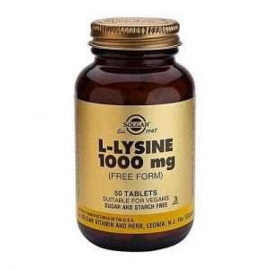 Lysine supplement for hair loss