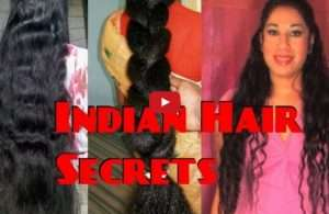 Indian secrets to growing long hair